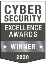 2020 CyberSecurity Excellence Awards SILVER WINNER